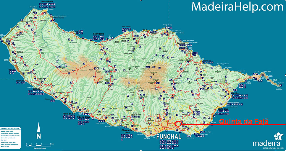 Charming Country Holiday Cottages On Madeira Island To Let